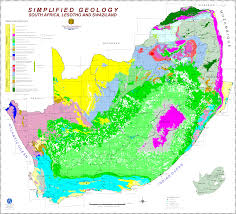 Geological Map Downloadable Material