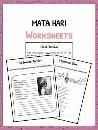 albert einstein biography ks2 mata hari facts biography worksheets for kids