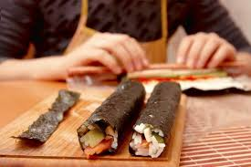 cours de cuisine japonaise sushi gilles croix de vie