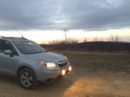 subaru forester xt off road my first trip off road in my forester got to watch the sunset