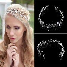 hair crystals unbranded bridal hair headbands ebay