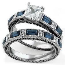 amazon com bamos jewelry womens amazon com his u0026 hers wedding ring sets women u0027s stainless steel