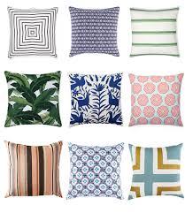 summer lovin outdoor pillows cecy j