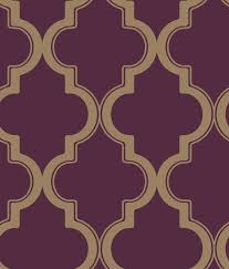 Wallpaper For Renters Wall Decor Charming Marrakesh Temporary Wallpaper Merlot By