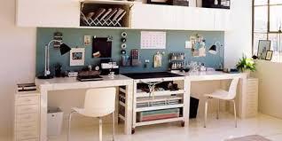 bureau aménagé conseils pour aménager un bureau à la maison