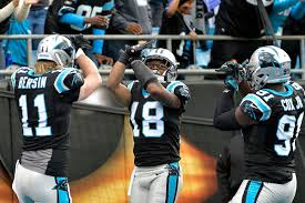 Carolina Panthers Flags Carolina Panthers Vs Tampa Bay Buccaneers 3 Plays To Love 3