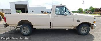 1992 Ford F150 1992 Ford F150 Pickup Truck Item Db1023 Sold September