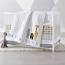 Safari Crib Bedding Set Savanna Safari Crib Bedding Crate And Barrel