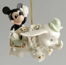 lenox mickey mouse ornaments at replacements ltd