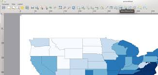 qgis layout mode linux creating maps on linux with qgis ryan and debi toren