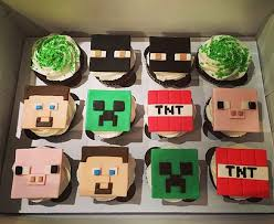 minecraft cupcakes rachels cakes of smithtown island cupcakes cake jars