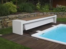 amenagement autour piscine hors sol problème d u0027accès à trappe skimmer avec volet hors sol piscines