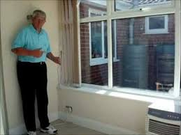 Battery Operated Window Blinds Motorized Window Blinds Controller With Sunlight Sensor Youtube