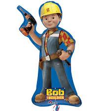 bob builder balloons