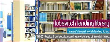 chabad books libraries chabad lubavitch uk
