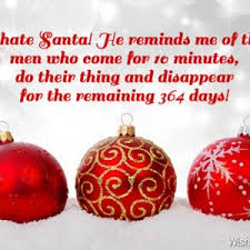 funny christmas messages mr