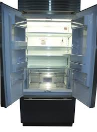 French Door Refrigerator Without Water Dispenser - sub zero 36