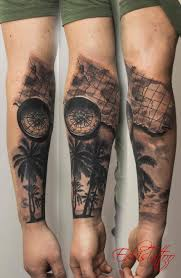 forearm sleeve tattoos in progress by sunnybhanushali at
