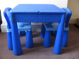 duplo table with chairs next brand child s duplo table 2 chairs in cambridge