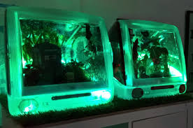 lohan sponsor knocks up nifty imac fish tank u2022 the register