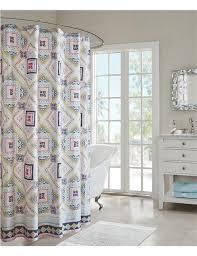 Mimi Shower Curtain Modern And Luxury Shower Curtains Echo Design