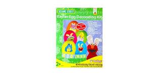 Sesame Street Easter Egg Decorating Kit by Amazon Com Dudley U0027s Sesame Street Easter Egg Decorating Kit Easy