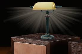 Traditional Bankers Desk Lamp V Light Cavs91045brz Desk Lamp Review Setyouroffice Com