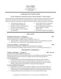 Business Resume Examples Business Resume Sample Best Resume Collection