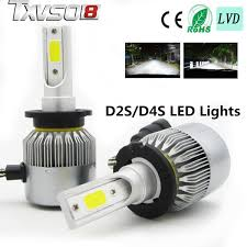 car led headlight d1s d2s d3s d4s bulbs lamp 26000lm super bright