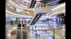 cool shopping malls interiors youtube