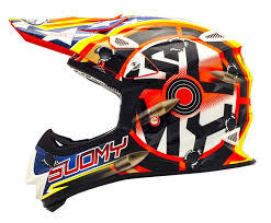 kbc motocross helmets suomy mr jump shots motocross helmet buy cheap fc moto