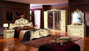 les chambre à coucher chambre à coucher italienne barocco chambre meuble italien