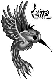humming bird 2 custom tattoos made to order by juno