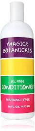 amazon com shampoo oil fragrance free magick botanicals 16 oz