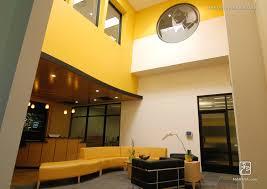 Modern Office Reception Table Design Lynda Com Open Modern Office Reception Area And Desk Maraya