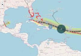 Blank Map Of Western Hemisphere by The Path Of Every Recorded Western Hemisphere Hurricane Vivid Maps