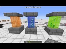 How To Make Light In Minecraft Lava Lamps In Vanilla Survival Minecraft Cool Decoration For Your