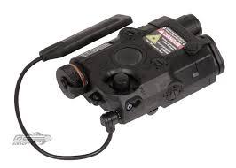laser and light combo peq15 illuminator laser led light combo black