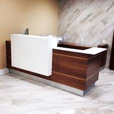 L Reception Desk Reception Desk Ideas Entry Contemporary With Office Lobby L Listed