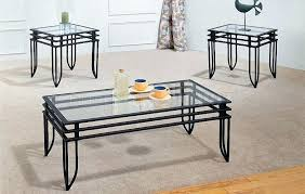Round Dark Wood Coffee Table - black glass coffee table set black round coffee table canada black