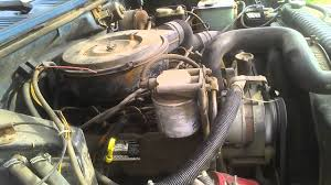 ford truck diesel engines 1984 ford f250 farm find truck cold start