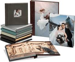 photos albums pacific flush mount albums with leatherette linen or photo covers