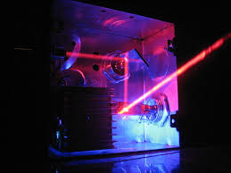 laser box laser light show 18 steps with pictures