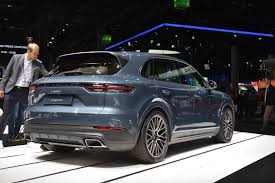 Porsche Cayenne Specs - cayenne turbo debuts with insane performance specs