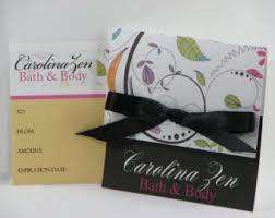 custom gift card holders custom gift card etsy