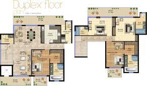2600 sq ft 4 bhk floor plan image sarvome house the presidio