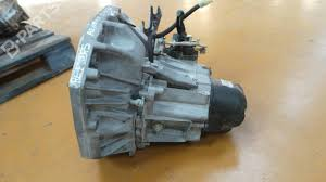 manual gearbox renault clio iv 1 5 dci 75 31902