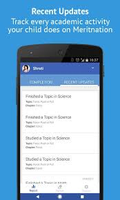 How To Make Fake Report Card - report card by meritnation android apps on google play