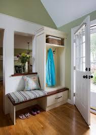 Built In Bench Mudroom Mudroom Cubbies Entry Traditional With Built In Bench Seat Built In