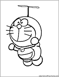cartoons coloring pages doraemon coloring pages